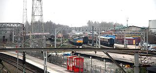 Crewe Diesel TMD