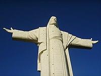 Cristo de la Concordia el monumento de Cristo más grande de Sudamérica en la ciudad de Cochabamba