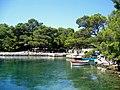 Croatie Mljet Polace Lacs Sales - panoramio.jpg