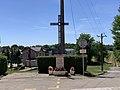 Croix 1843 Route Effondras Mézériat 2.jpg