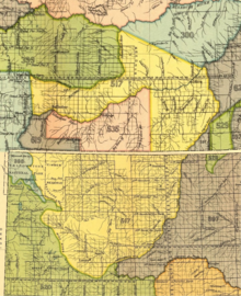 Crow Reservation Montana Map.Crow Nation Wikipedia