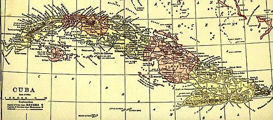 Historia territorial de Cuba  Wikiwand