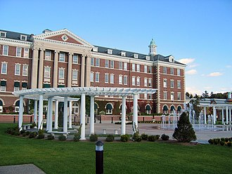 Hyde Park, New York - Hyde Park campus of the Culinary Institute of America