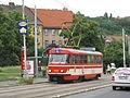 Cvičná tramvaj na Zenklově (4).jpg