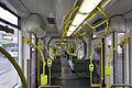 D2-class Melbourne tram interior, 2013.JPG