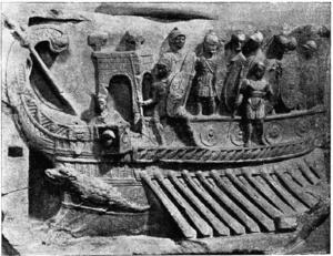 Marian reforms - Image: D473 birème romaine Liv 2 ch 10