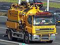 DAF AE75PC, Van der Velden rioleringsbeheer.JPG