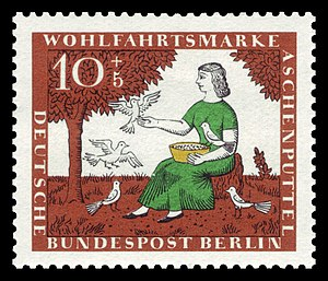 Berlin series for social welfare 1965, fairy t...