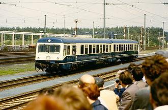 DB Class 628 - 628 103