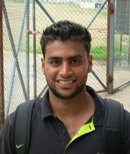 Vishal Kumar Indian footballer