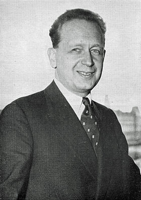 Image illustrative de l'article Dag Hammarskjöld