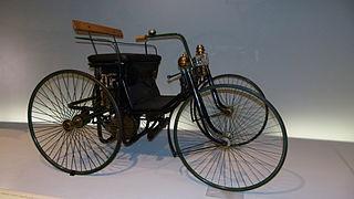 Daimler Stahlradwagen