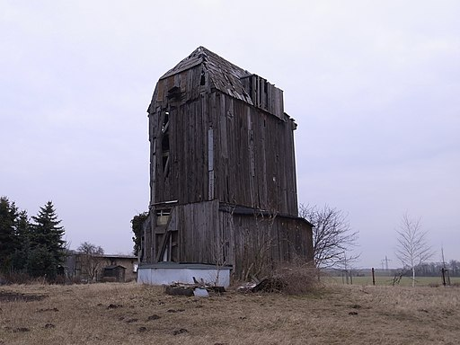 Dammendorf Windmühle