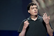 Dan Ariely speaking at TED in 2009.jpg