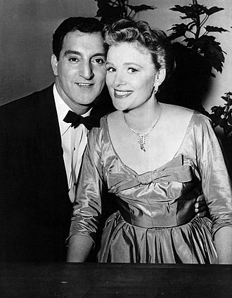 The Danny Thomas Show - Danny and Margaret Williams