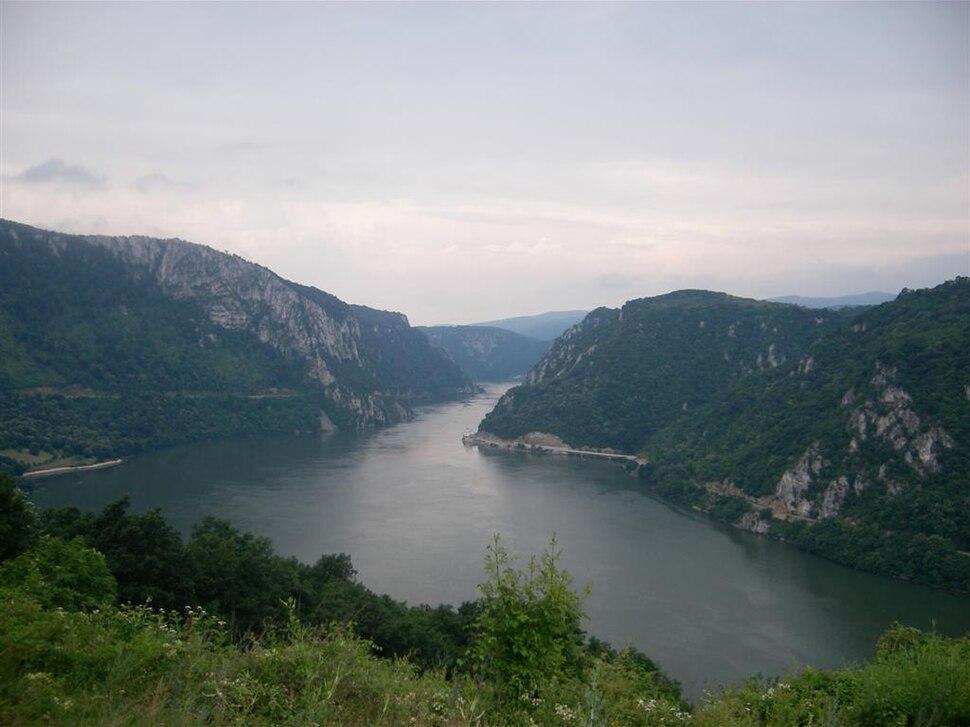 Danube Iron Gorge La Cazane
