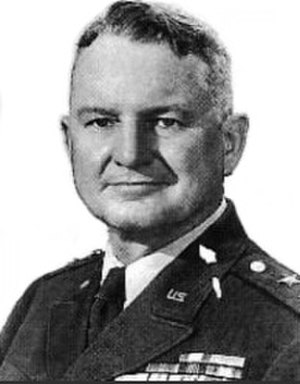 David Ayres Depue Ogden - General Ogden as Commander of the Ryukyus Command in the early 1950s