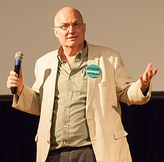 David Cobb (activist) American politician, born 1962