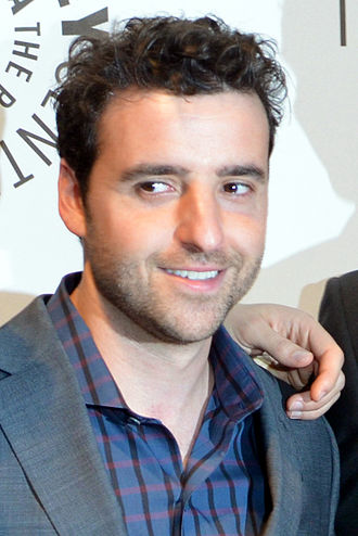 David Krumholtz - Krumholtz at the 2012 PaleyFest: Fall TV CBS Preview Party
