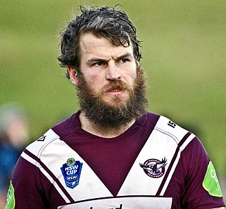 David Williams (rugby league) - Image: David Williams Manly