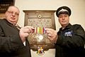 Day 314 - West Midlands Police - Officers medal gesture to war heros son (8169521127).jpg