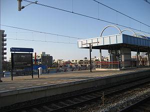De Vink railway station