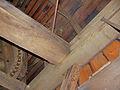 De Westermolen Langerak, bovenhuis koppelbalk daklijst.jpg