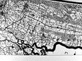 Deel gegraveerde kaart Rijnland 2e uitgave 1747 Repro - Lisse - 20454647 - RCE.jpg