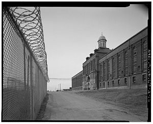 Deer Island Prison - Image: Deer Island prison 1 Boston LC HABS ma 1445