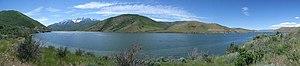Deer Creek Dam and Reservoir