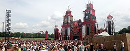 Red stage (Defqon.1 2014)