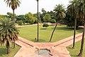 Delhi-Humanyum's tomb area-Char Bagh-20131006.jpg