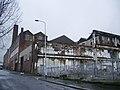 Demolished part of works, Birley Street, Blackburn - geograph.org.uk - 654852.jpg