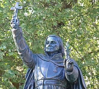 Pierre-Jean De Smet - Statue of Pieter-Jan de Smet in Dendermonde, Belgium
