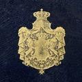 Detalj, dokumentportfölj - Livrustkammaren - 59387.tif