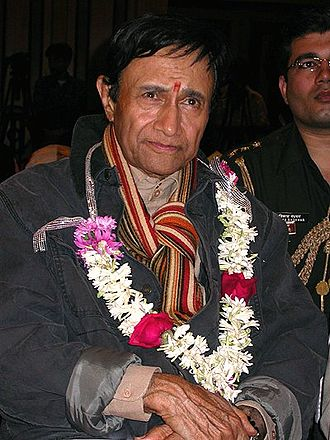 Dev Anand - Felicitation of Dev Anand by the Indo-American Society