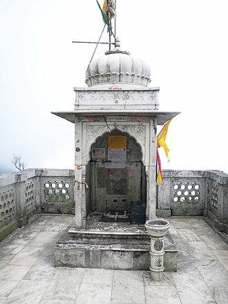 Dharmanatha - Image: Dharmanath Tonk, Shikharji