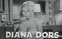 Diana Dors in I Married a Woman trailer.jpg & Diana Dors - Wikipedia