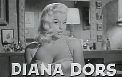 Diana dors in i married a woman trailer