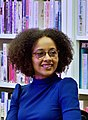 Diana Evans (cropped) Brixton Library, 2019.jpg