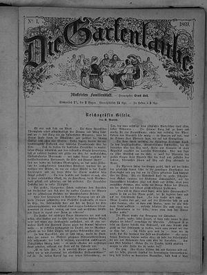 E. Marlitt - Image: Die Gartenlaube (1869) 001