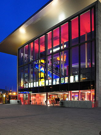 Pathé - Pathé multiplex in Dietlikon, Switzerland