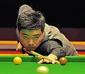 Ding Junhui at Snooker German Masters (Martin Rulsch) 2014-02-01 02.jpg