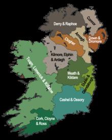 Diocesi della Chiesa d'Irlanda