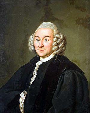 Dionysius Godefridus van der Keessel - Dionysius Godefridus van der Keessel, 1780