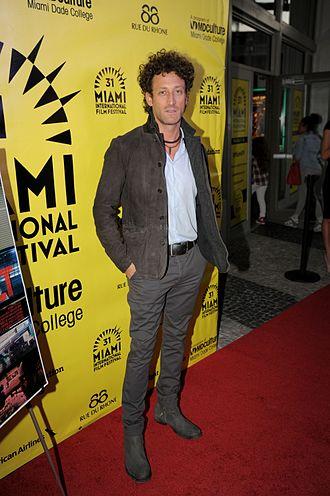 Simón Brand - Brand at the 2014 Miami International Film Festival