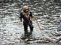 Diver at Salthouse Dock, Liverpool.jpg