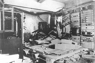 General Post Office, Zagreb - Aftermath of the 1941 sabotage