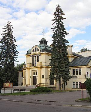 Žamberk - Image: Divisovo divadlo zamberk