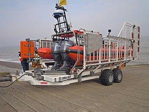 Talus Atlantic 85 DO-DO launch carriage - Talus Atlantic 85 DO-DO launch carriage